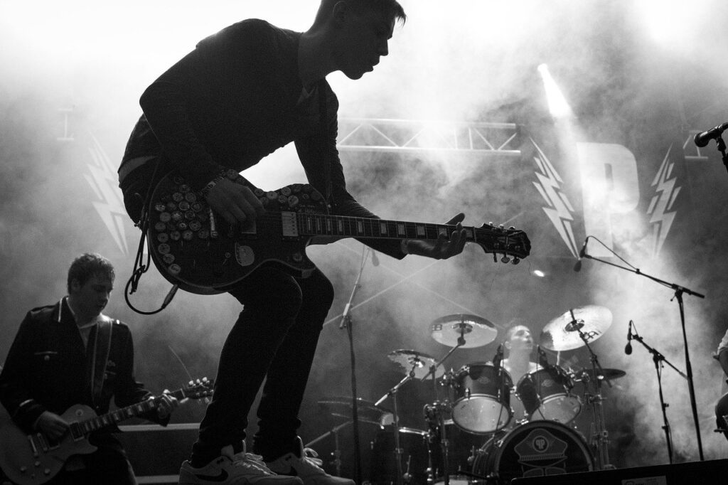 musician, guitarist, guitar