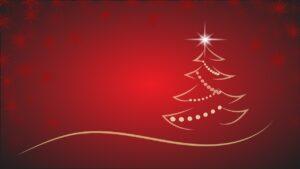 christmas, christmas tree, backdrop